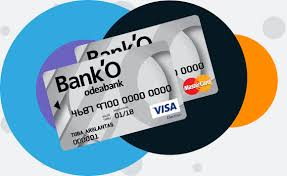 Odeabank: Bank'O'Card