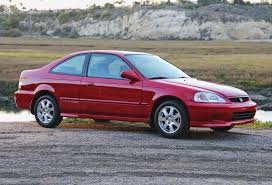 Honda Civic 1.6 (1999 – 2002)