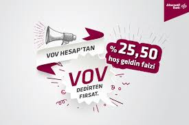 Alternatif Bank VOV Hesap